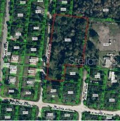 New Port Richey Residential Lots & Land For Sale: 10302 Poplar Street