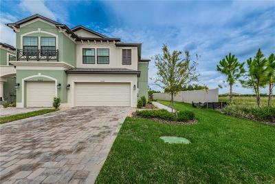 Weslely Chapel, Wesley Chapel Townhouse For Sale: 30218 Southwell Lane