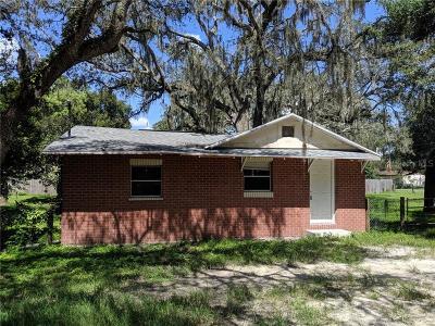 Hernando County, Hillsborough County, Pasco County, Pinellas County Single Family Home For Sale: 4033 Edwin Drive