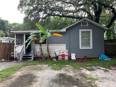 Tampa Single Family Home For Sale: 8920 N Ashley Street