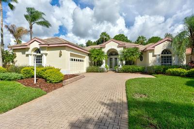 Lakewood Ranch Single Family Home For Sale: 8220 Waterview