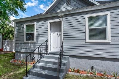 Single Family Home For Sale: 2521 W Ivy Street