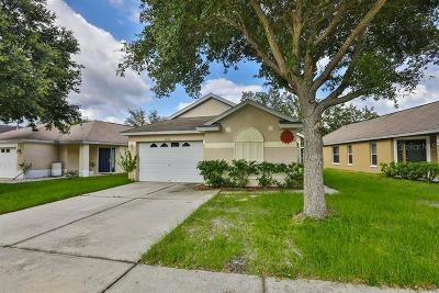 Riverview FL Single Family Home For Sale: $219,999