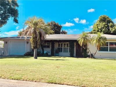 Belleair, Belleair Bluffs Single Family Home For Sale: 8 Southwind Drive