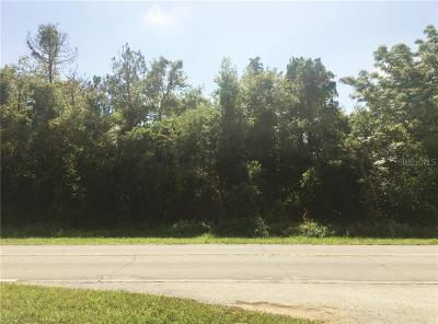 Dade City Residential Lots & Land For Sale: 17738 Powerline Road