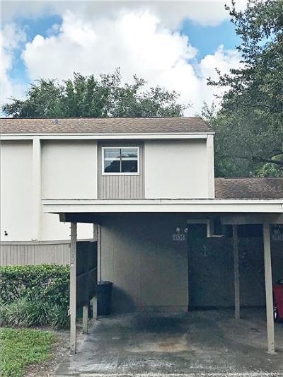 Temple Terrace Condo For Sale: 8636 Lake Isle Drive
