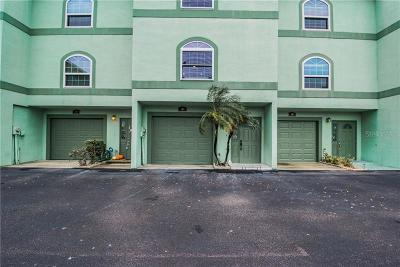 Tierra Verde Townhouse For Sale: 737 Pinellas Bayway S #308