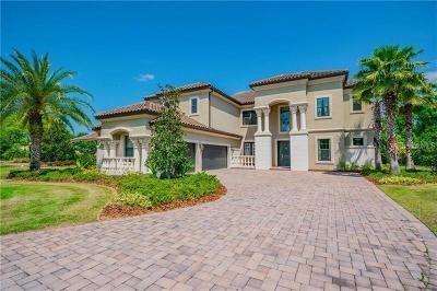 Tampa Rental For Rent: 9151 Tillinghast Drive