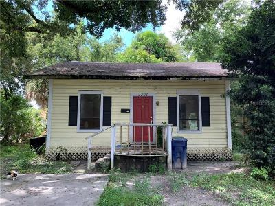 Tampa Single Family Home For Sale: 3307 E 23rd Avenue