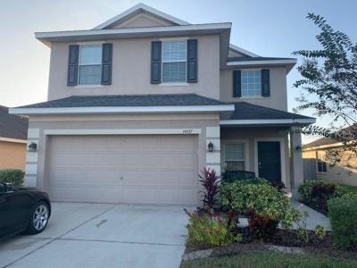 Wimauma Single Family Home For Sale: 14437 Barley Field Drive