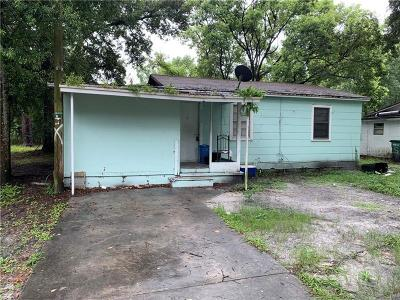 Tampa Single Family Home For Sale: 1719 E River Cove Street