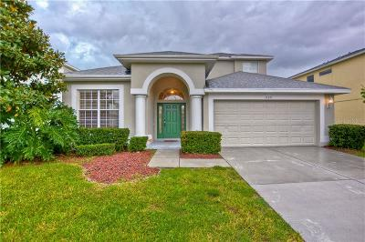 Spring Hill Single Family Home For Sale: 16251 Dovetail Way