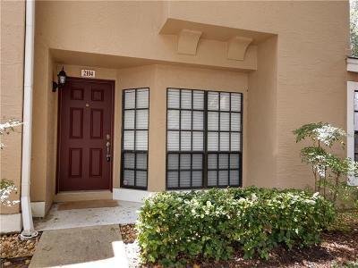 Tampa Townhouse For Sale: 5100 Burchette Road #2104