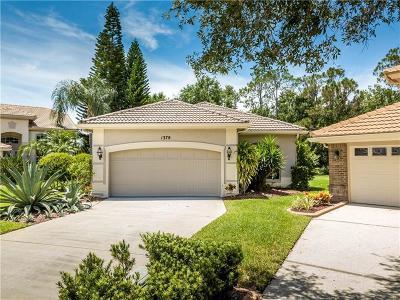 Oldsmar Single Family Home For Sale: 1378 River Oaks Court