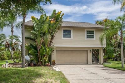 Single Family Home For Sale: 8149 Bay Drive