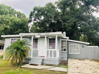 Tampa Single Family Home For Sale: 8421 N Jones Avenue
