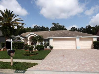 New Port Richey Single Family Home For Sale: 1409 Hoversham Drive