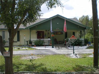 Wesley Chapel Single Family Home For Sale: 1627 Creek Road