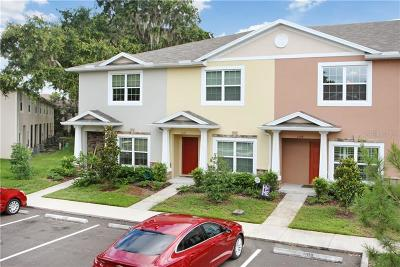 Wesley Chapel Townhouse For Sale: 1108 Hillhurst Drive