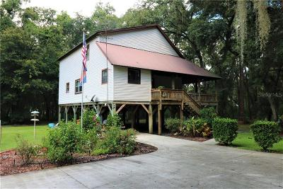 Plant City Single Family Home For Sale: 2709 Bruton Road