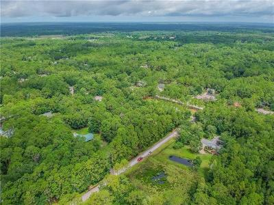 Wesley Chapel Residential Lots & Land For Sale: Conrad Street