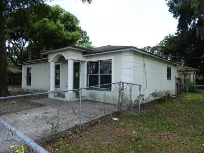 Tampa Single Family Home For Sale: 8808 N 22nd Street