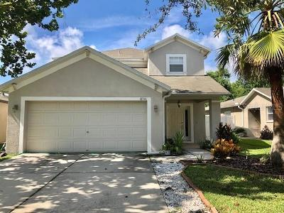 Land O Lakes Single Family Home For Sale: 18346 Snowdonia Drive