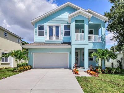 Single Family Home For Sale: 3329 Boca Ciega Drive N