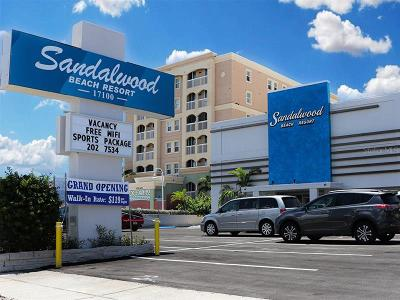 North Redington Beach Condo For Sale: 17100 Gulf Boulevard #114
