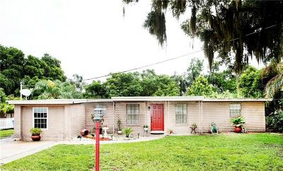Brandon Single Family Home For Sale: 305 Gornto Lake Road