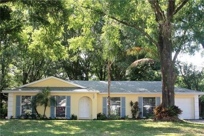 Pinellas County, Pasco County, Hernando County, Hillsborough County, Marion County Single Family Home For Sale: 3615 Greatwood Court