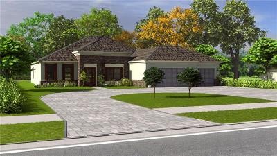 Wesley Chapel Single Family Home For Sale: 0 Coral Vine Lane