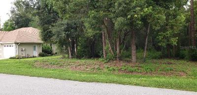 Dade City Residential Lots & Land For Sale: 36811 Summers Ridge Drive