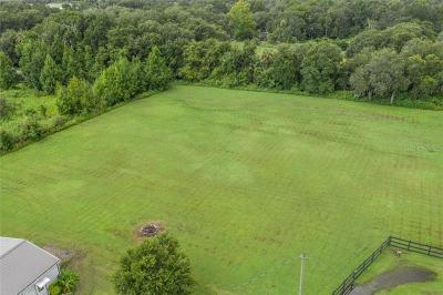 Plant City Residential Lots & Land For Sale: 2201 Tomberlin Grove Lane