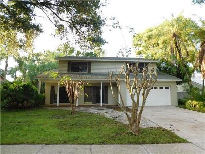 Tampa Single Family Home For Sale: 4215 Cartnal Avenue