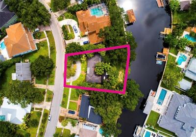 Hillsborough County, Pasco County, Pinellas County Residential Lots & Land For Sale: 658 Geneva Place