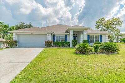 Beverly Hills, Citrus Hills, Citrus Springs, Crystal River, Dunnellon, Floral City, Hernando, Homassa, Homosassa, Inverness, Lecanto, Port Charlotte Single Family Home For Sale: 9 Balsam Street