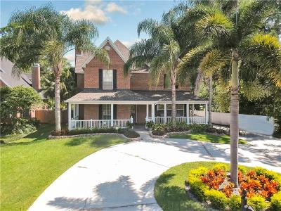 Tampa Single Family Home For Sale: 4630 W Tennyson Avenue