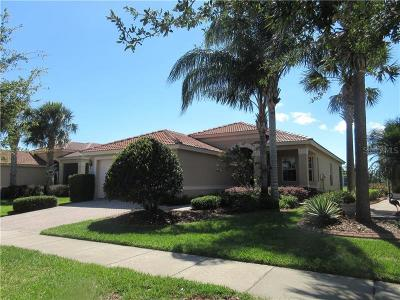 Wimauma Single Family Home For Sale: 15712 Crystal Waters Drive
