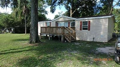Dade City Mobile/Manufactured For Sale: 39525 Coit Road