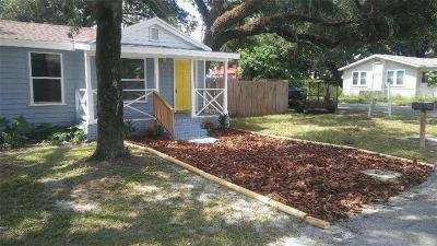 Tampa Single Family Home For Sale: 8418 9th Street N