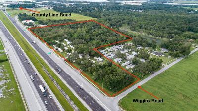Plant City Multi Family Home For Sale: 3811 S Frontage Road #25