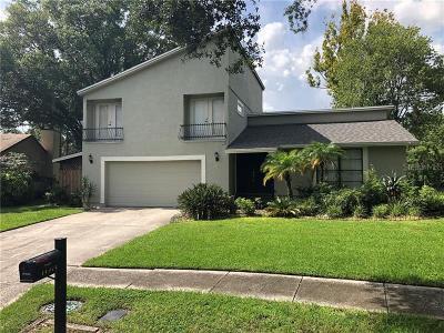 Lutz Single Family Home For Sale: 14816 Oak Vine Drive