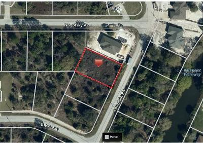 North Port Residential Lots & Land For Auction: Laughlin Road