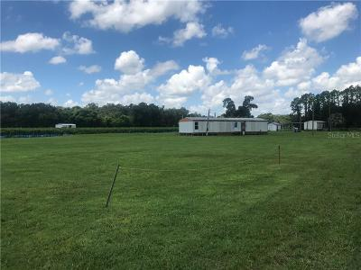 Plant City Mobile/Manufactured For Sale: 5215 Paul Myers Lane