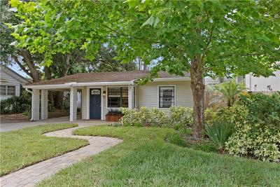 Tampa Single Family Home For Sale: 3906 W Vasconia Street