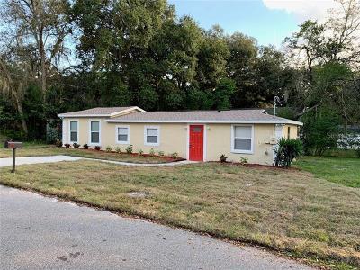 Tampa Single Family Home For Sale: 1306 W Hamilton Avenue