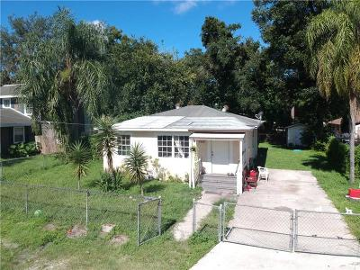Tampa Single Family Home For Sale: 9806 N 11th Street