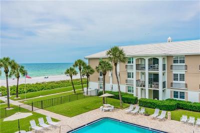 Belleair Beach Condo For Sale: 2500 Gulf Boulevard #301A
