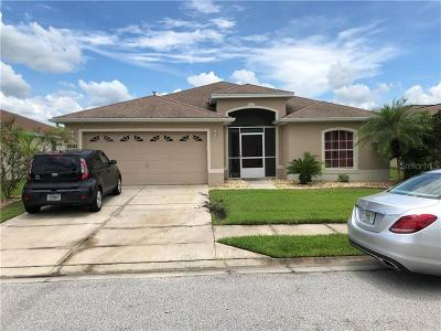 Lakeland Single Family Home For Sale: 3875 Whistlewood Circle